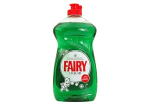FROZEN FAIRY LIQUID