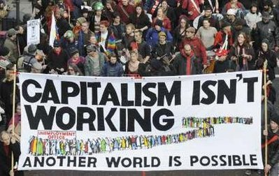 Capitalism isnt working - Reuters