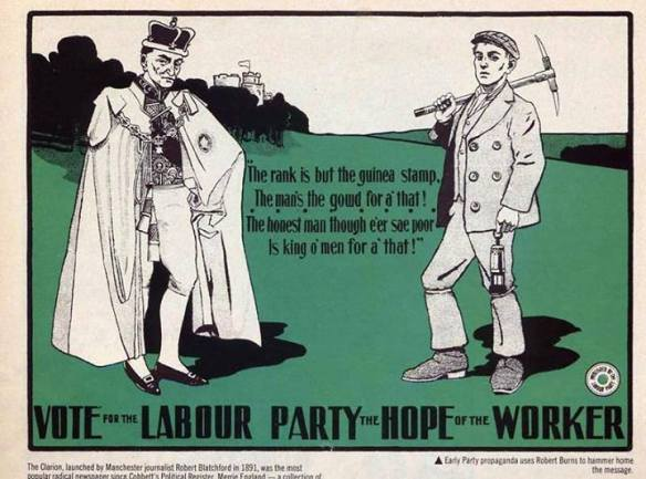 Labour Hucknall History