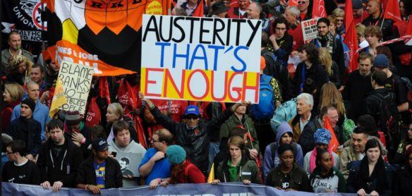 Austerity NO