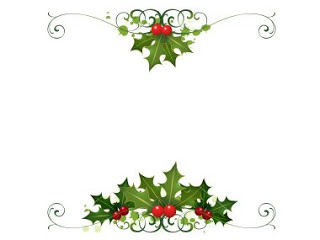christmas-holly-border